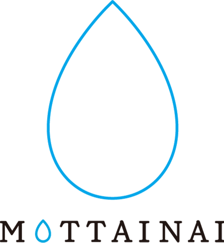 MOTTAINAIロゴ